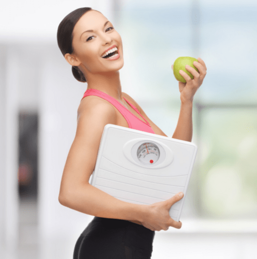 kehakaalu säilitamine